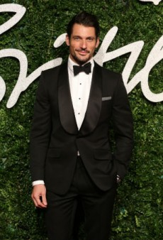 David Gandy Could Have Played Christian Grey in Fifty Shades