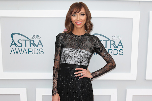 Giuliana Rancic at ASTRA Awards 2015