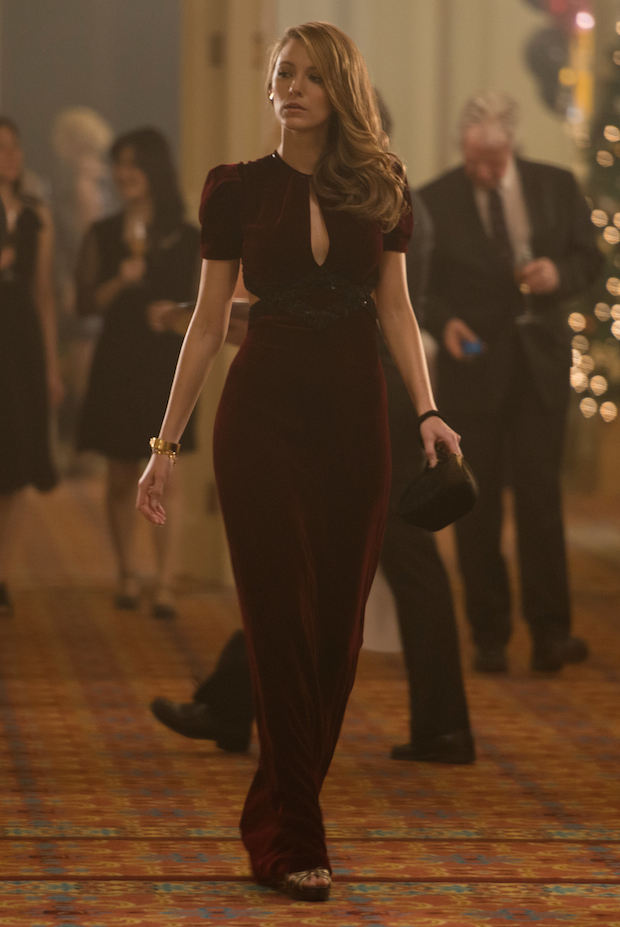 The Age of Adaline new year's eve scene