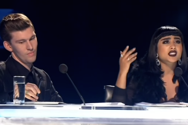 Willy Moon and Natalie Kills on The X Factor NZ
