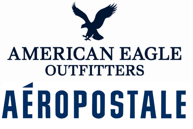 American Eagle Outfitters And A 233 Ropostale Get A Long