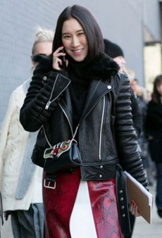 Spotted! What the Editors Wore at New York, London, Milan and Paris Fashion Weeks