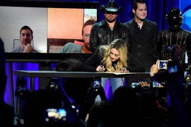 Madonna Tidal