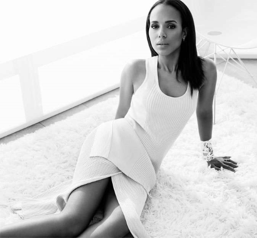 The Edit March 26, 2015 Kerry Washington Bjorn Iooss