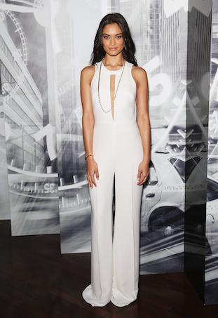 Shanina Shaik at Tiffany & Co. Watch Launch in Sydney