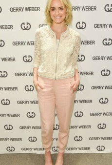 Taylor Schilling Visits Toronto for First Gerry Weber Store Launch