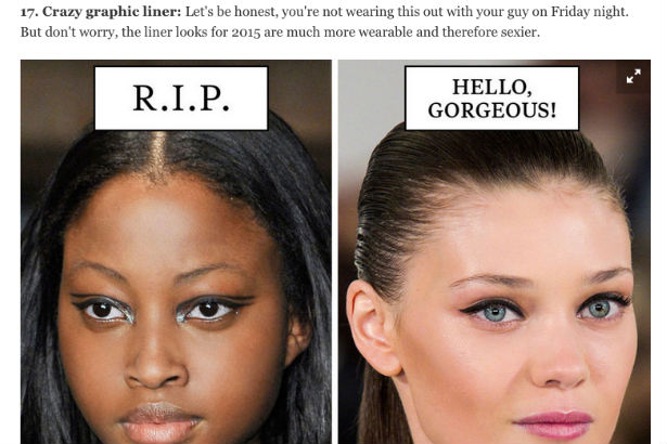 Cosmopolitan Sort Of Apologizes For Racist Beauty Story - Thefashionspot-5562