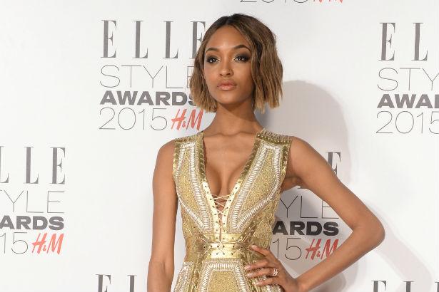 Jourdan Dunn Elle Style awards