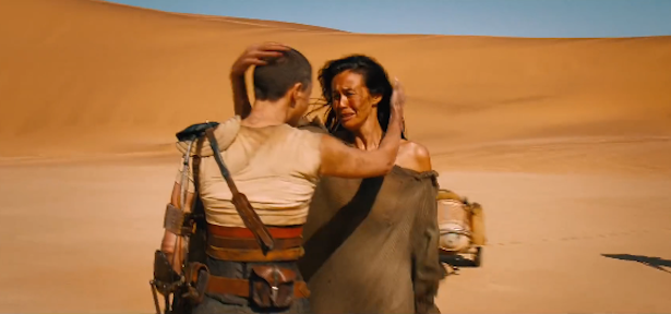 Megan Gale Mad Max: Fury Road
