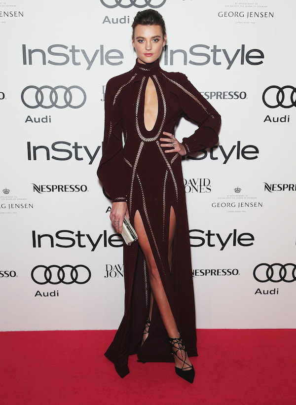 2015 Women Of Style Awards Red-Carpet Gala