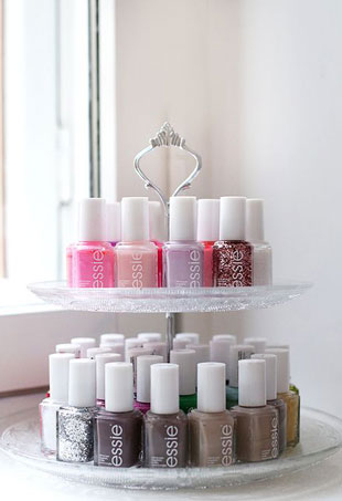 unique-ways-to-organize-beauty-products