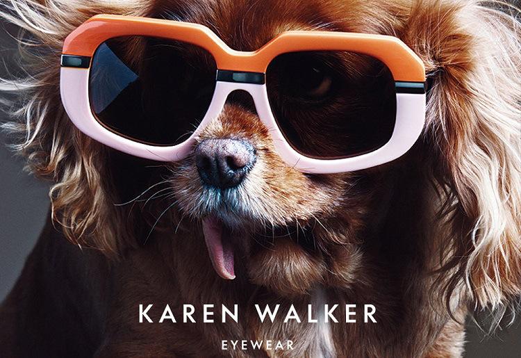 Toast x Karen Walker Eyewear