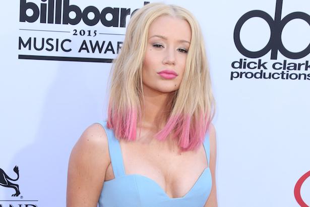 Iggy Azalea attends the Billboard Music Awards