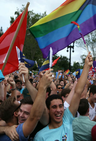 Gay Marriage Legalized