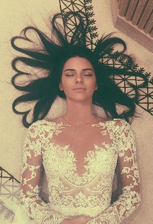 Kendall Jenner msot liked iInsatgarm