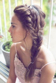 7 Incredibly Romantic Braids to Try