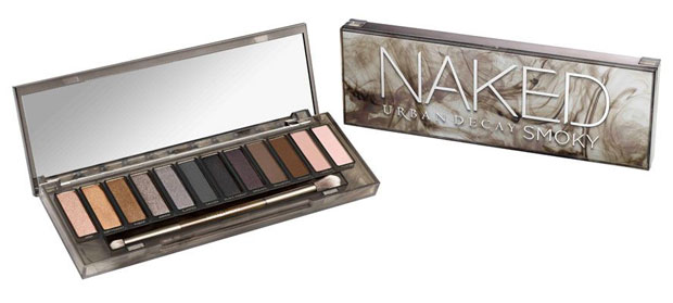 Urban Decay Naked Smoky Palette; Image: Urban Decay