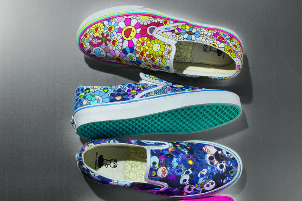 22fa872273 Takashi Murakami x Vans Summer Capsule Collection - theFashionSpot