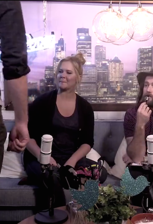 Amy Schumer, Bill Hader and Bondi Hipsters