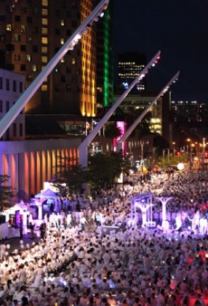 Get Ready to Break Out Your Summer Whites for Dîner en Blanc in Montreal