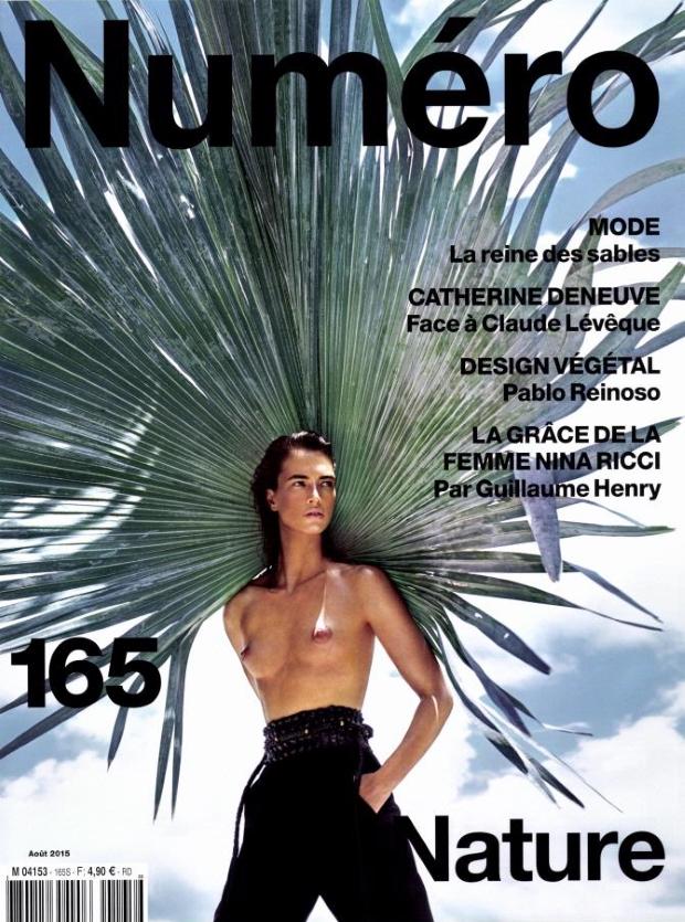 Numéro #166 August 2015 Crista Cober by Txema Yeste