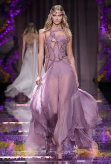 Versace Haute Couture Fall 2015 Runway