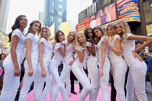 who are victoria secret angels