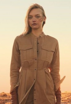 Exclusive Preview: Gemma Ward Goes Bush In Stunning RUSSH Editorial