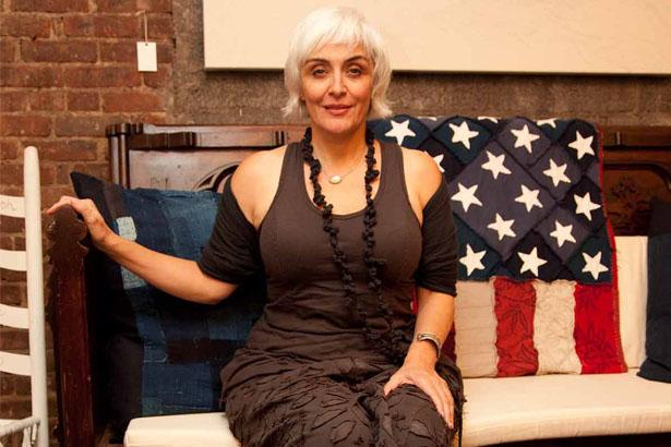 Alabama Chanin Designer Natalie Chanin