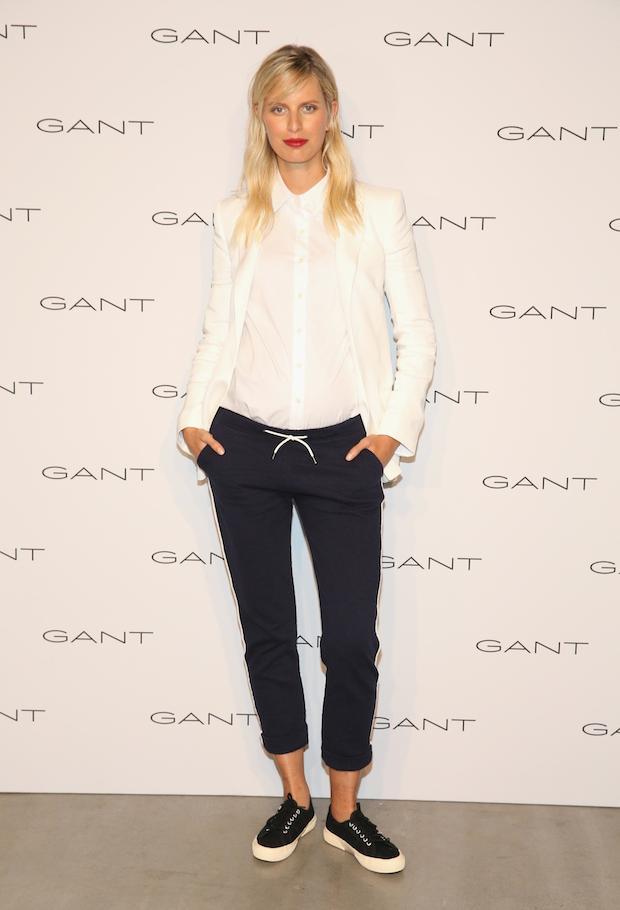 Karolina Kurkova at New York Fashion Week