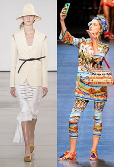 Milan Fashion Week Spring 2016 Hits and Misses (Forum Buzz)