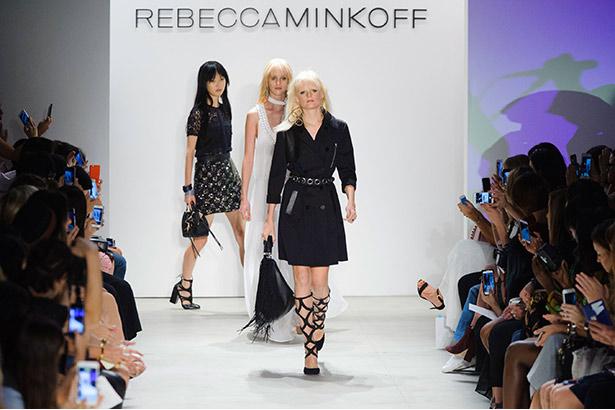 Rebecca Minkoff Spring 2016 runway