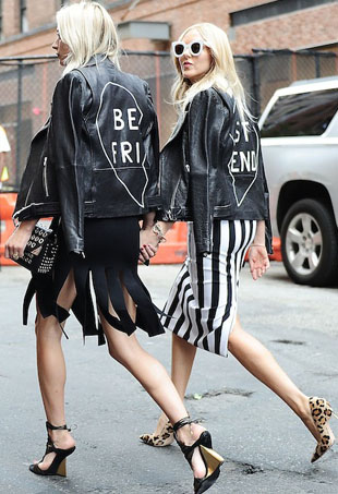 Street Style Trend: Twinning