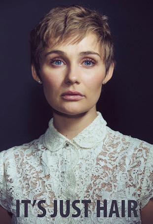 Clare Bowen haircut