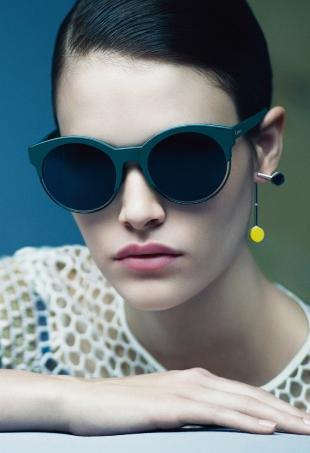 Christian Dior Eyewear F/W 2015.16 : Vanessa Moody by Mert Alas & Marcus Piggott