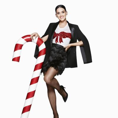 Katy Perry H&M Holiday