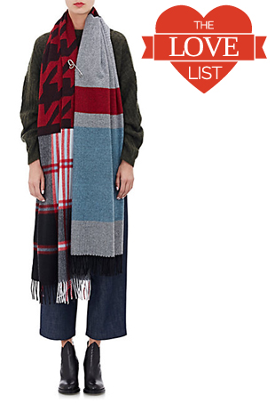 Best Oversized Scarves