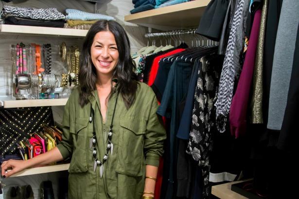 closet organization rebecca minkoff s closet makeover thefashionspot