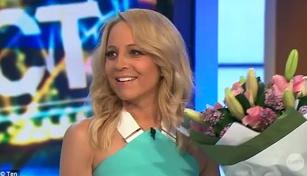 Carrie Bickmore Announces pregnancy
