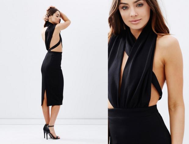 Misha Collection Helena Dress