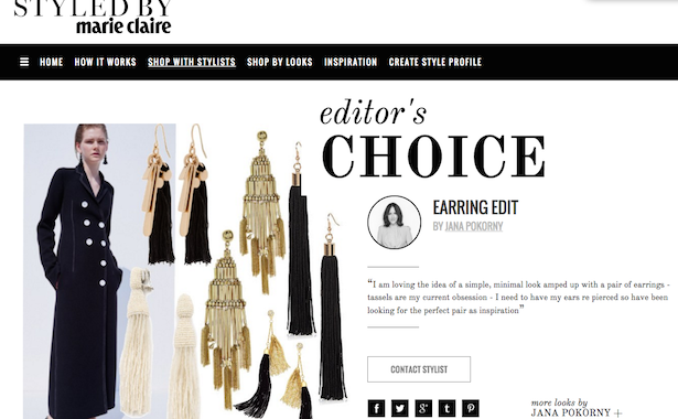 Styled By Marie Claire
