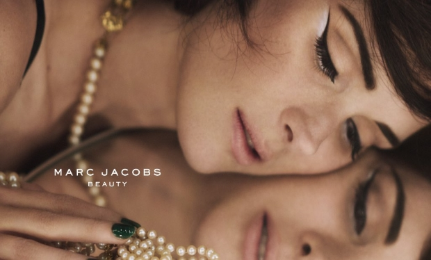 Marc Jacobs Beauty S/S 2016 : Winona Ryder by David Sims