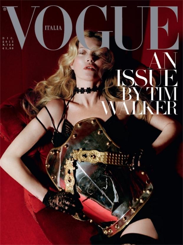 Vogue Italia December 2015 by Tim Walker