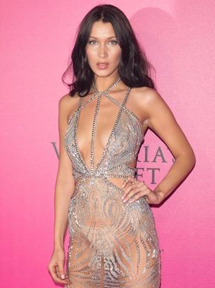 Actress Half nude