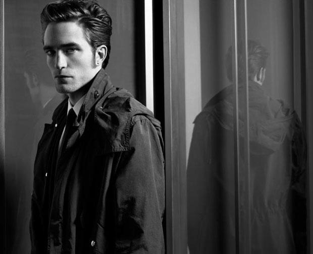 Robert Pattinson for Dior Homme