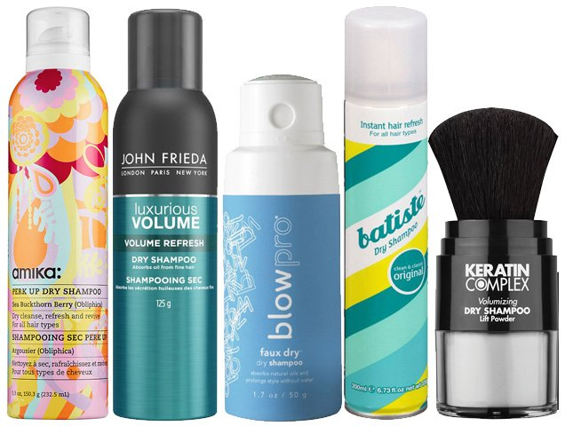 We Rank the Best Dry Shampoos (and the Worst!) - theFashionSpot