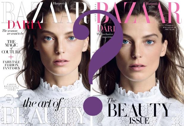 Harper's Bazaar Australia May 2016 : Daria Werbowy by Nico Bustos