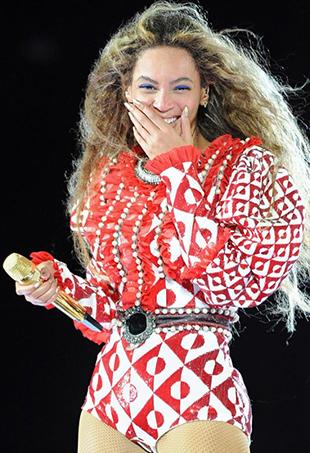 Beyoncé Kicks Off Formation World Tour