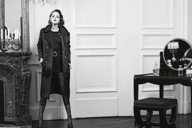 Chanel Pre-Fall 2016 : Kristen Stewart by Karl Lagerfeld