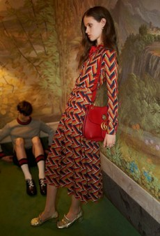 Gucci Defends Ad With 'Unhealthily Thin' Model